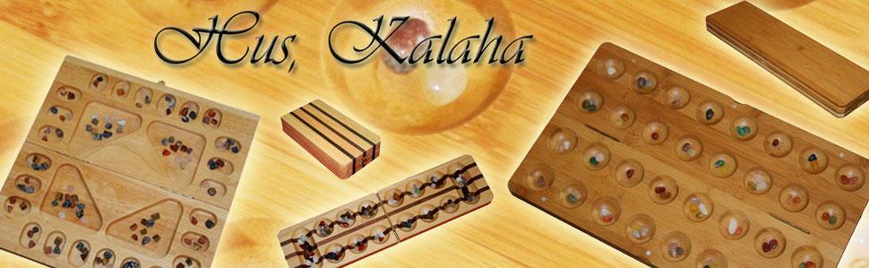 Hus, Kalaha
