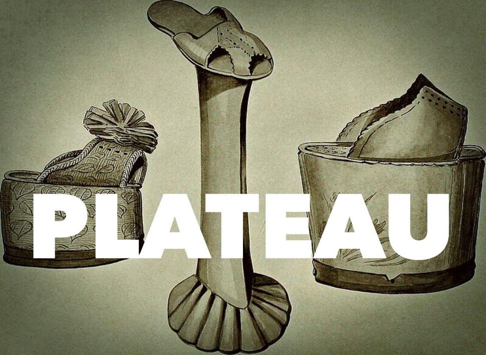 PLATEAU TREND Schuhe. Passau. RESCH