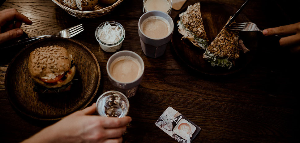 Glückskarte, Bäcker, Brötchen, Kuchen, Kaffee, Pause, Auszeit, Genuss, Emma, Dinkel, Weizen, Roggen, Vollkorn, Schrader, Job
