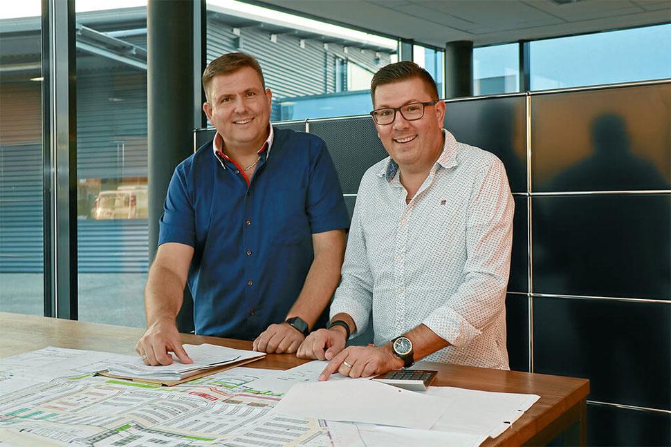Seit 2013 leiten Sie die Brüder Jochen und Frank Grässlin das innovative Familienunternehmen Kälte Klima Grässlin als geschäftsführende Gesellschafter.