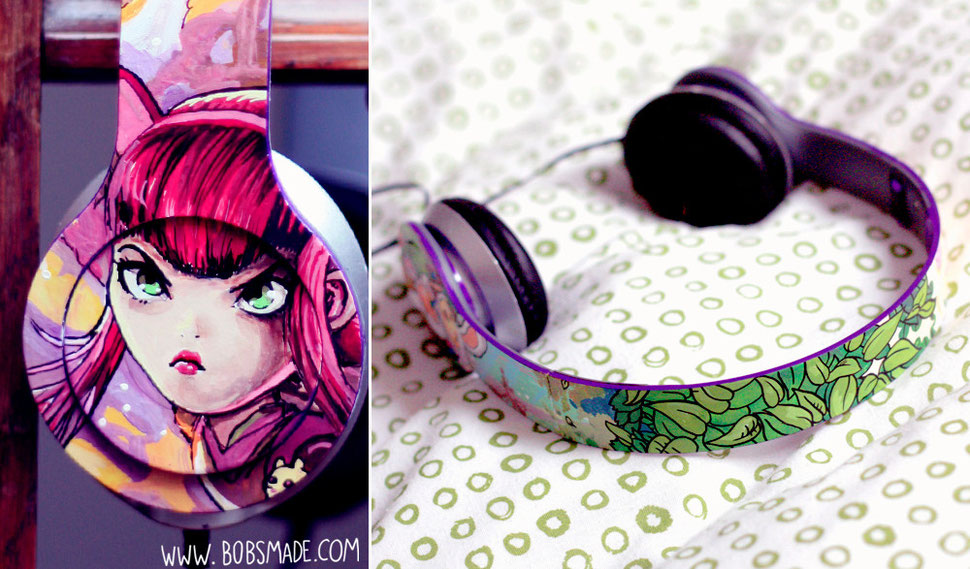 Fanart - league of legends headphones