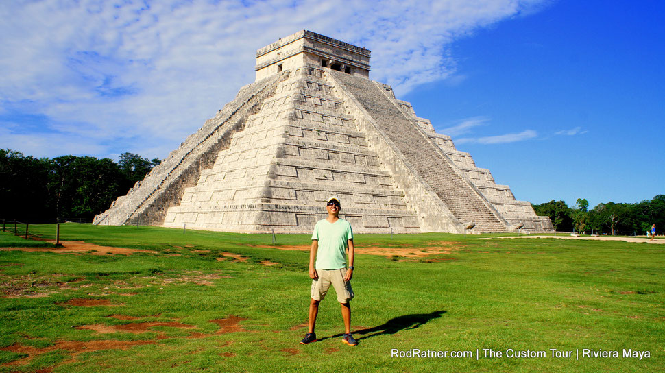 Best Private Tour to Chichen Itza Ever! by The Custom Tour in Riviera Maya.