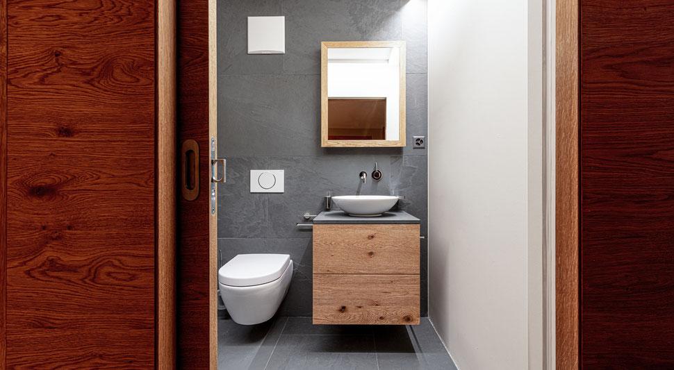 Badezimmer Privatwohnung