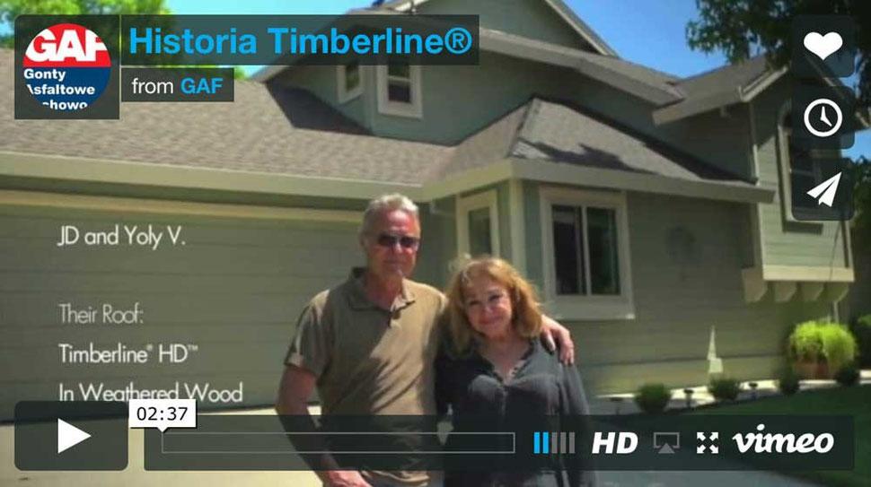 na dachu znajdują się gonty bitumiczne gaf timberline hd, opinie klientów na temat gontu bitumicznego gaf timberline hd