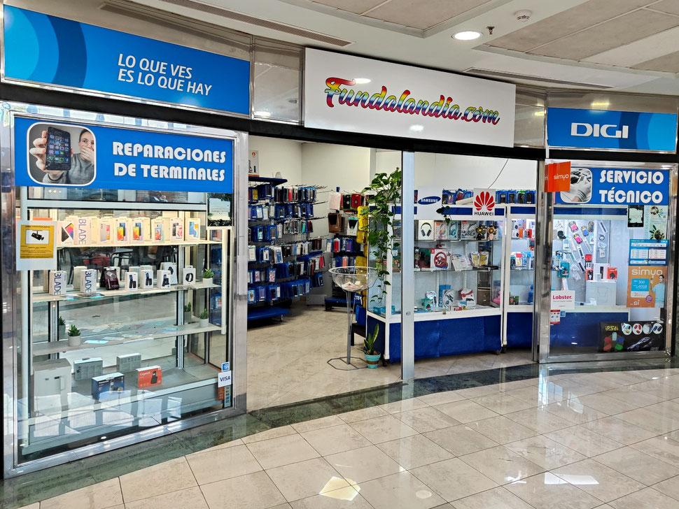 Fundalandia en Candelaria - Centro Comercial Punta Larga