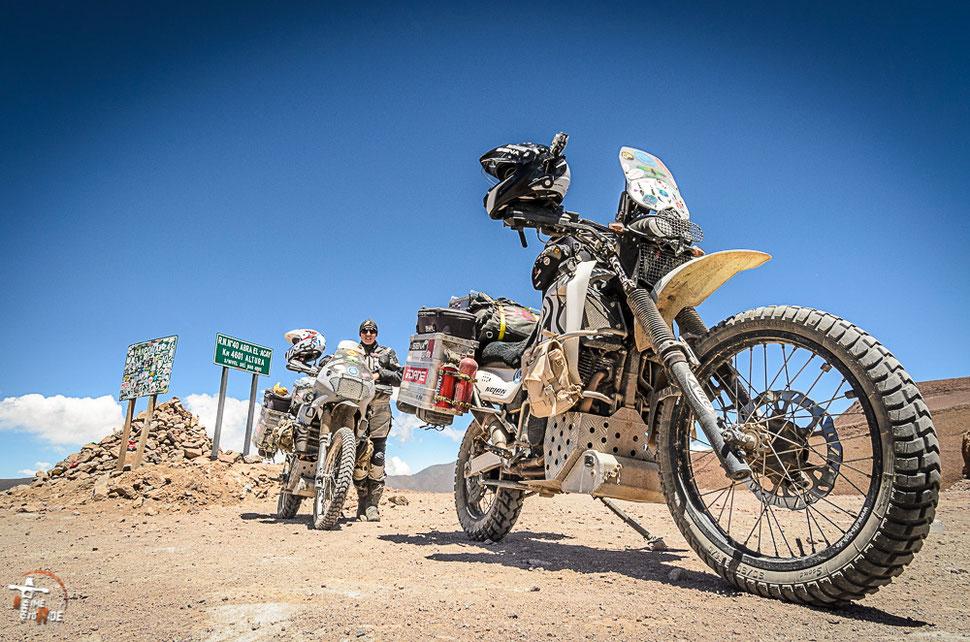 Welches Motorrad soll ich für meine Reise wählen?