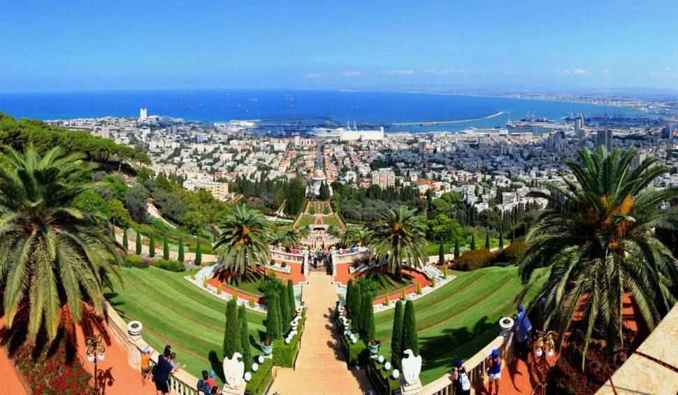 Viewpoint Haifa
