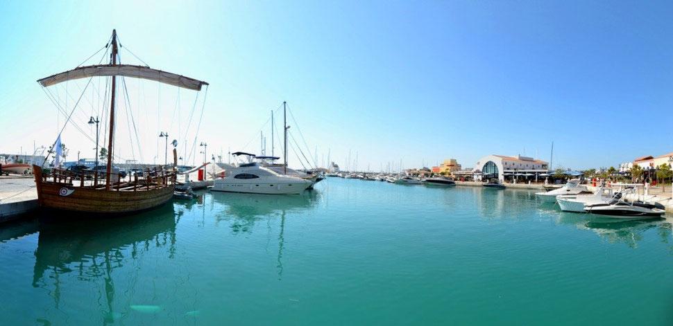 Marina von Limassol