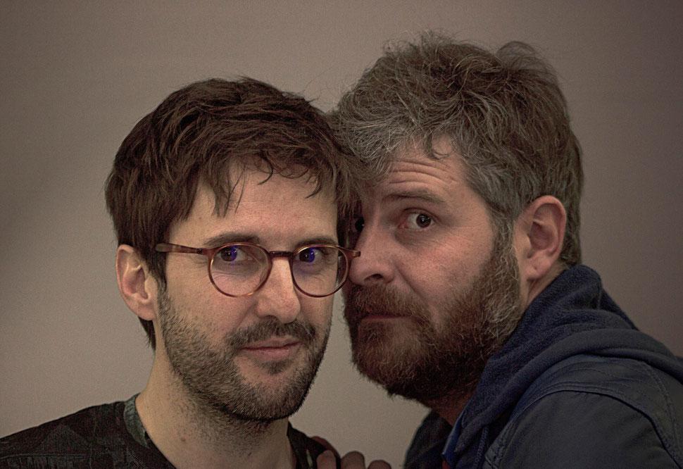 Julián López y Raúl Cimas