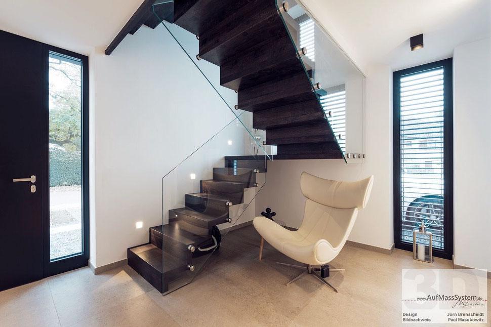Design Treppen treppen aufmasssystem jean gescher
