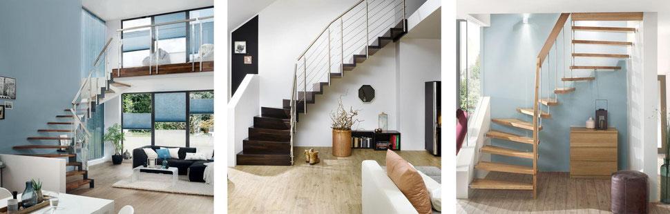 Bucher Treppen in München Moosach
