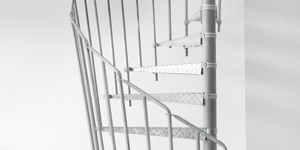 Bautreppe aus Holz - Bucher Treppen