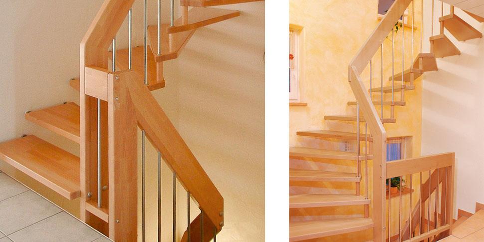 Treppen Bucher viva bucher treppen das original