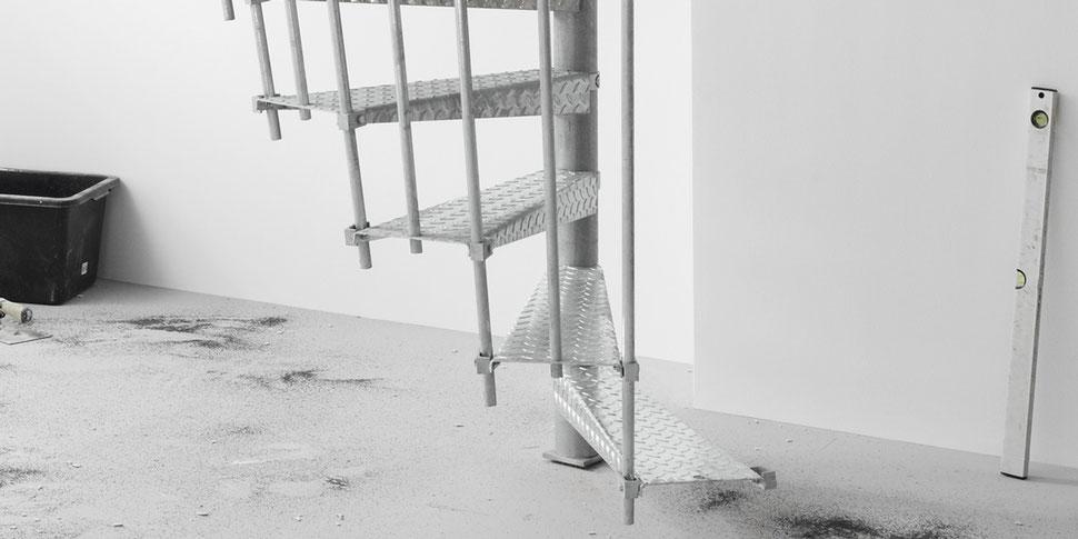 Bautreppe aus Holz von Bucher Treppen