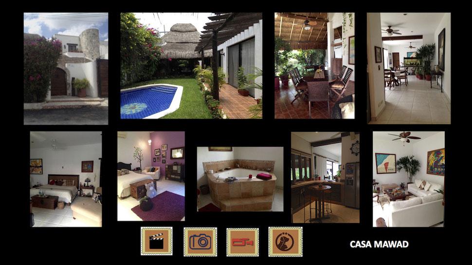 CASA MAWAD  en la Cd. de Cancun, Q.R.