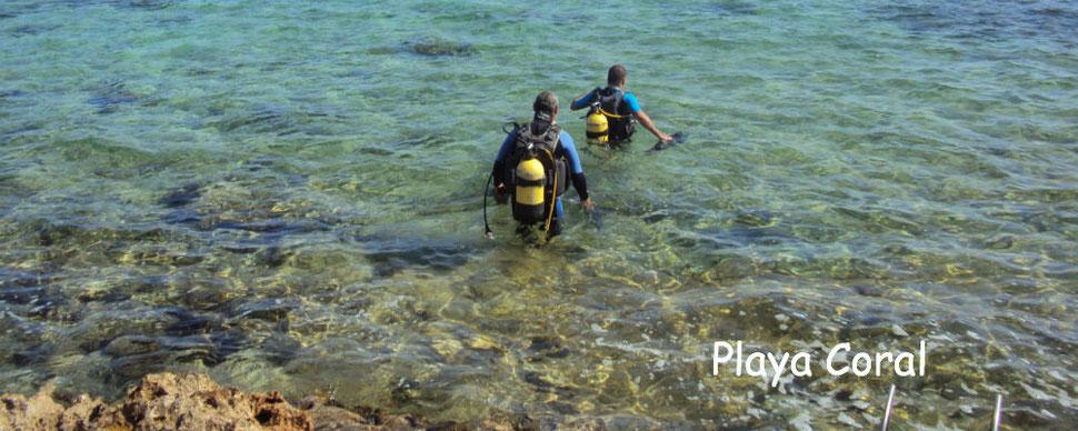 Buceo Playa Coral Varadero