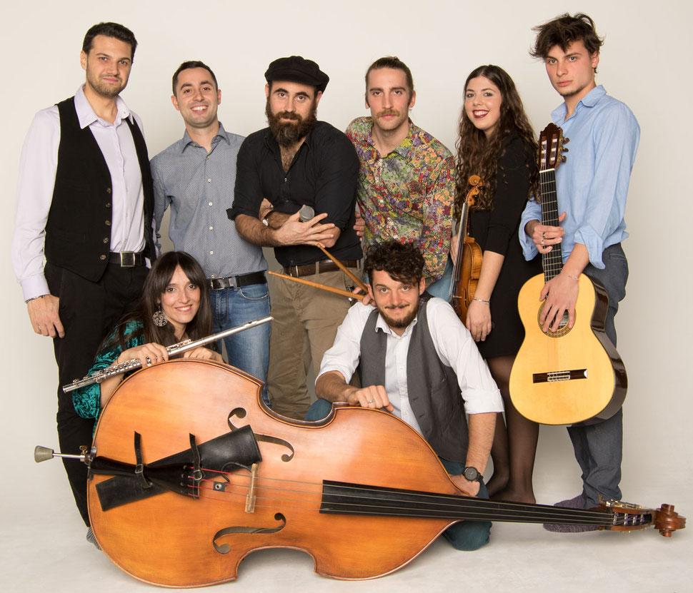 Desamistade Cover Band di Fabrizio De André