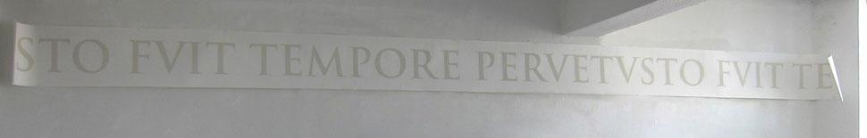 Fuit Tempore Pervetusto, Susanne Koheil  Günter Wintgens, Ursula-Fries, Kloster Marienfeld