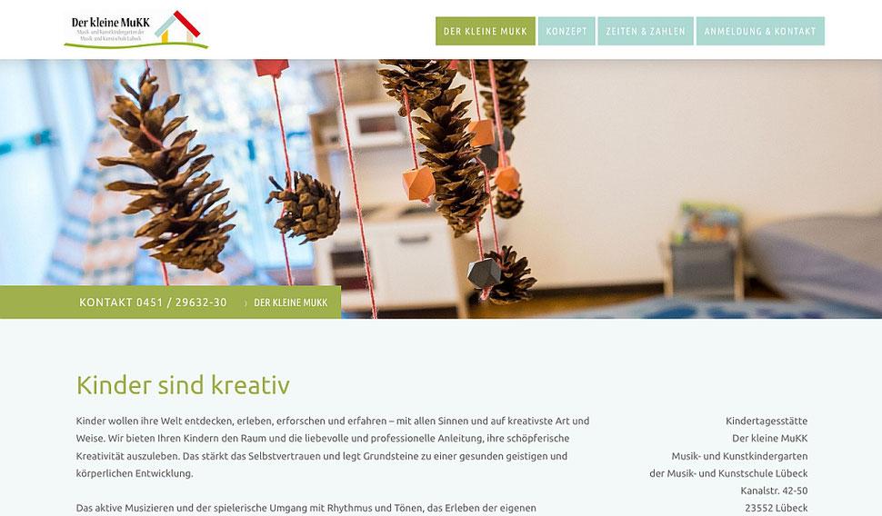 hansaconcept | Agentur für Webdesign aus Lübeck für Webseiten für Vereine und Verbände, Akademien, Kindergärten, Schulen und Bildungsträger