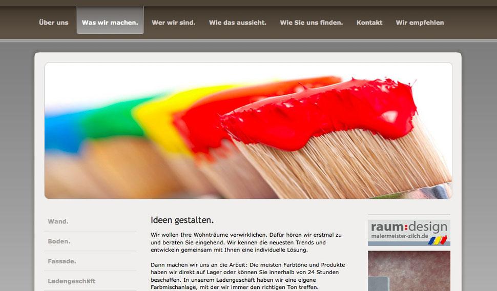 hansaconcept   Webdesign aus Lübeck für Kreative, Designer, Webdesigner, Händler, Handwerker