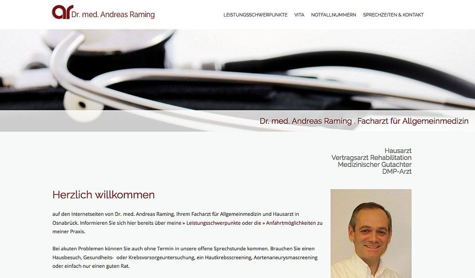 hansaconcept. Praxis-Homepage aus Lübeck - responsive Webdesign, Websites und Suchmaschinenoptimierung (SEO) für Ärzte, für die Arztpraxis, für die Gemeinschaftspraxis, für die Praxis, für professionelles Patientenmarketing