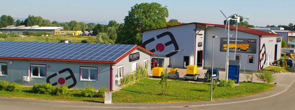 Feeser GmbH: Ihr großer Notstromaggregat-Spezialist in der Region Freiburg Breisgau-Hochschwarzwald