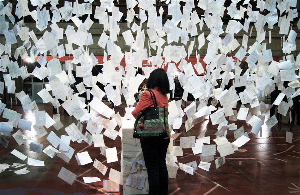 Latentes 1976-2016 Un poema contemporáneo a 40 años de la última dictadura cívico-militar. FADU:UBA en la Noche de los Museos
