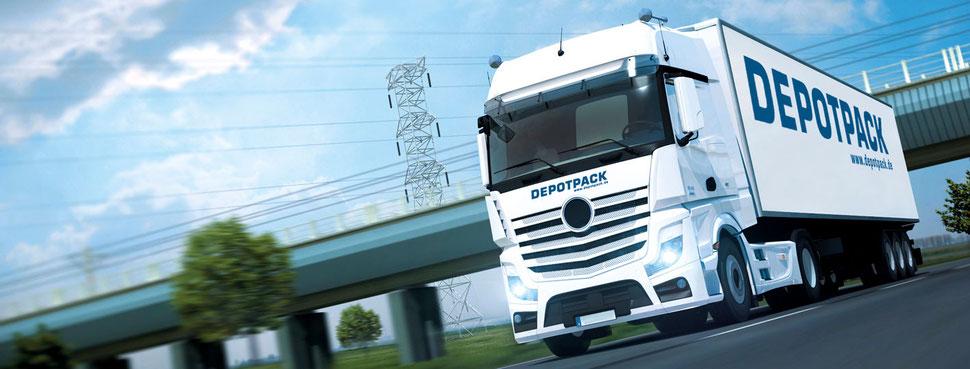 Depotpack - Logistik Fullservice
