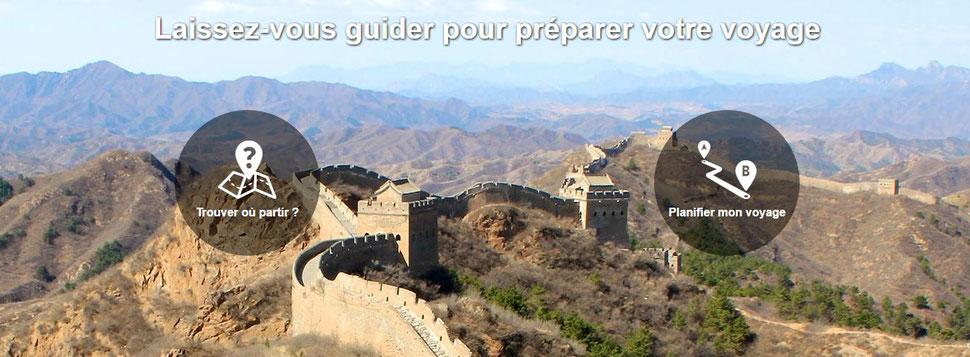 planificateur de voyage tour du monde