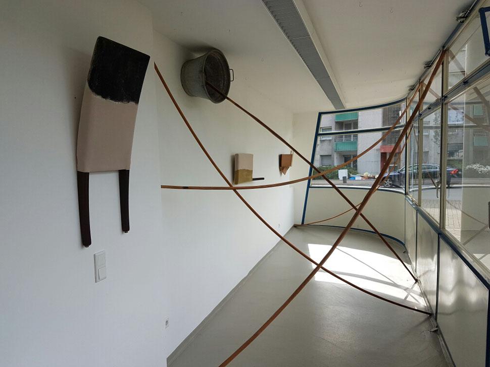 "Künstlerloge Ratingen ""Pförtners Traum"" - Installation 2016"