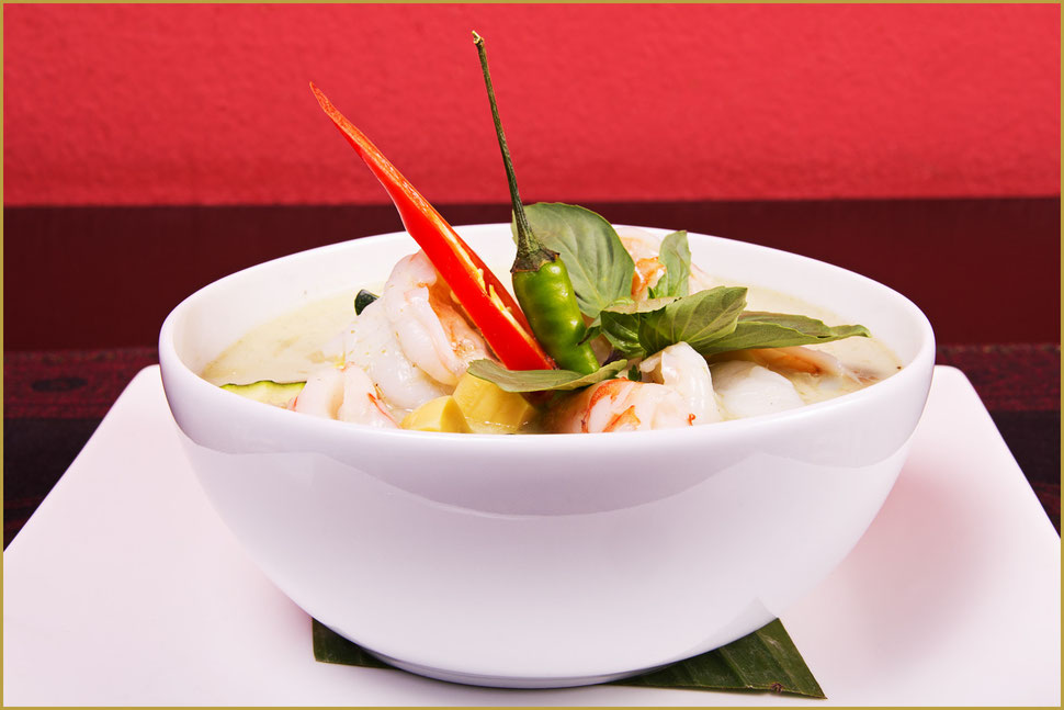 5 Sterne Küche - FiveSpice - Thai Restaurant, Take Away & Catering