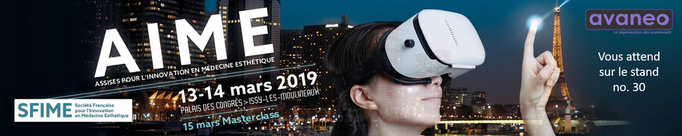 Congres AIME 2019 avec Avaneo