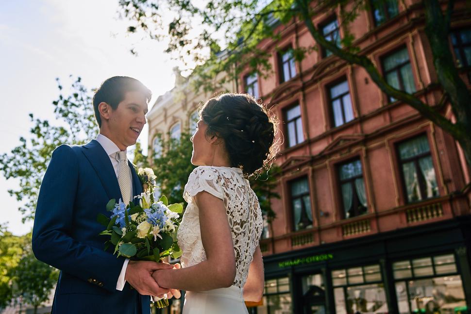 zoek een bruidsfotograaf in Maastricht of Limburg