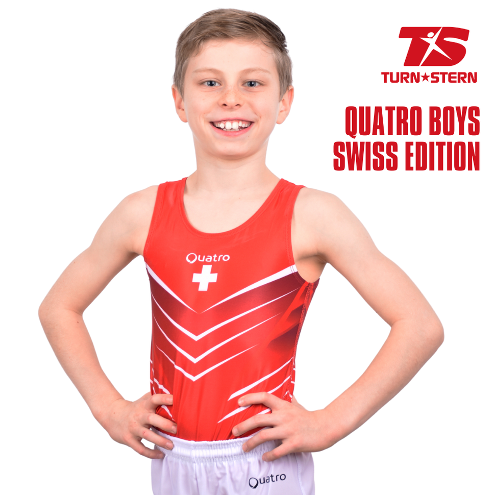 JETZT BESTELLEN: QUATRO BOYS SWISS EDITION