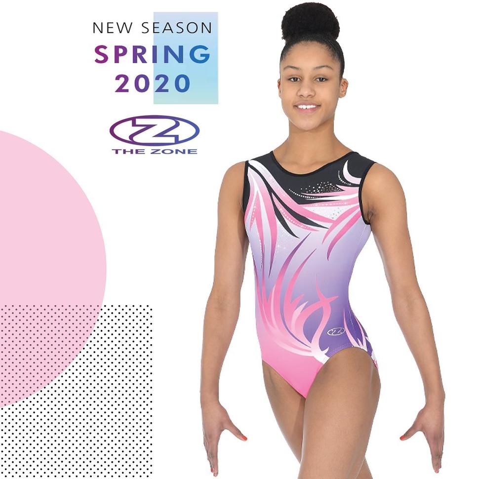 The Zone Frühling 2020 - Turnanzüge Mädchen