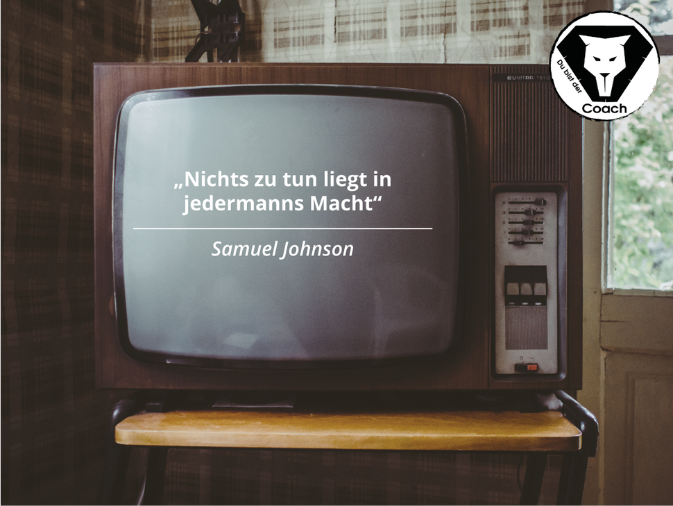 Motivation Zitat Samuel Johnson