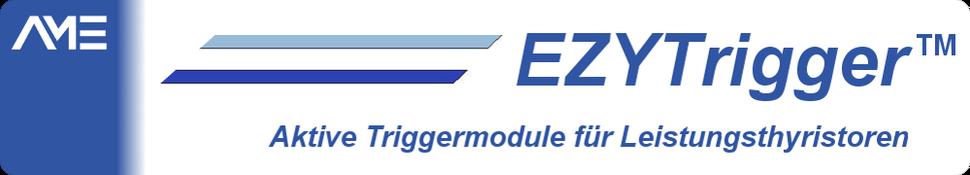 Aktive Trigger Module zur direkten Ansteuerung der gängigsten Thyristortypen über Mikrocontroller, Mikroprozessoren, CPLDs oder FPGAs