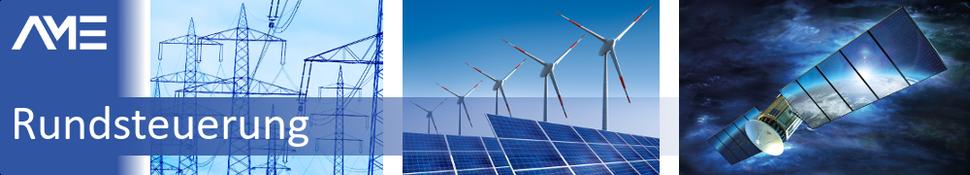 Das Tonfrequenz-Rundsteuer- und Fernwirksystem AME-RKS der Andreas Müller Electronic GmbH bietet betriebssichere und modulare Lösungen für die dezentralen Stationen und Anlagen der Energieversorgungsunternehmen (EVU) zur Fernbedienung und Fernüberwachung.
