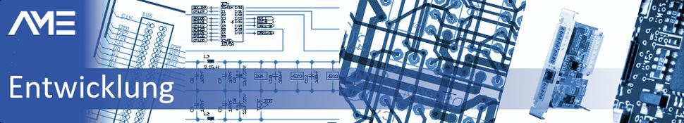 Wir entwickeln für Sie elektronische Baugruppen, Systeme und Leiterplatten bzw. Platinen vom Layout über die Muster- bzw. Prototypen, bis zur Serienfertigung mit Sicht- oder Funktionskontrolle.