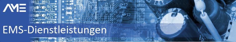 Die Andreas Müller Electronic GmbH bietet Ihnen eine optimierte Leiterplatten-Bestückung von Muster oder Prototypen, sowie Kleinserien bis hin zu mittel hohen Stückzahlen.