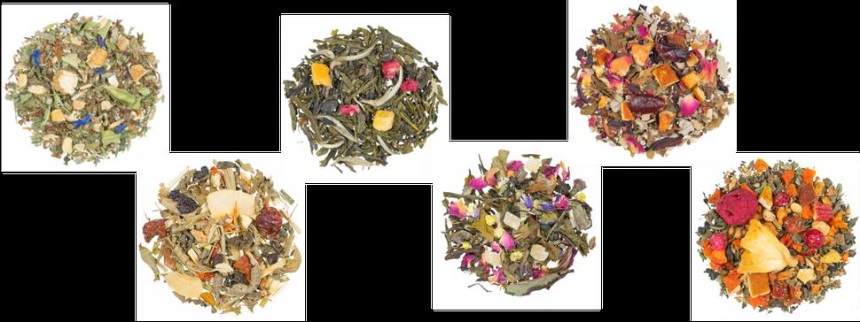 Sporty & Vital Tea
