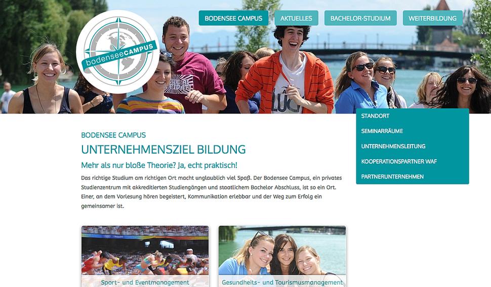 hansaconcept | Webdesign aus Lübeck für Verbände, Vereine, Akademien, Schulen und Bildungsträger