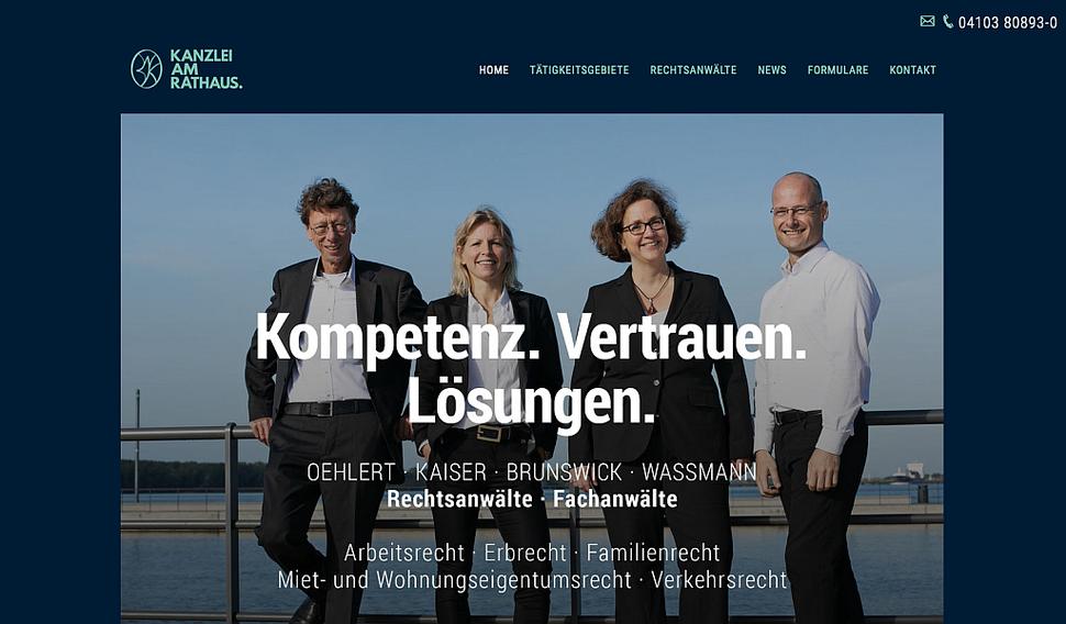 hansaconcept. Kanzlei-Homepage aus Lübeck - responsive Webdesign und Suchmaschinenoptimierung (SEO) für Rechtsanwälte, Notare, für die Kanzlei, für die Anwaltskanzlei, für professionelles Kanzleimarketing in Hamburg, Berlin und deutschlandweit