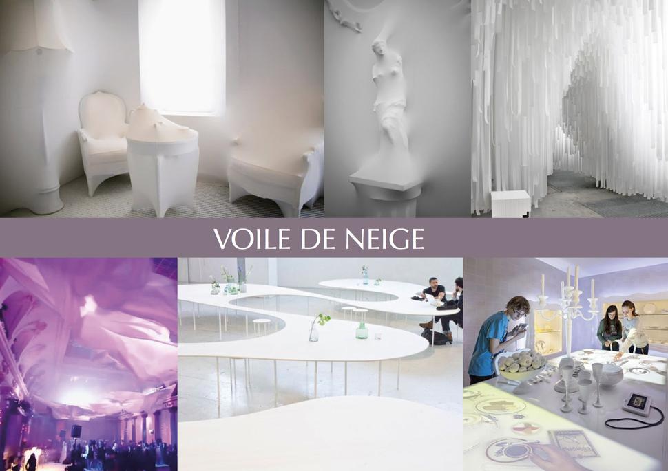 moodboard, scénographie, décor exposition, lancement produit, journée presse, press day, set design pour collection bijou luxe