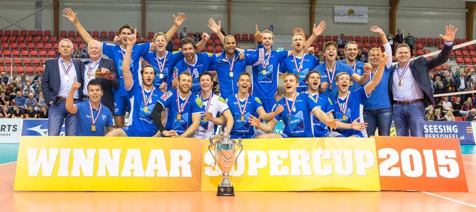 Abiant Lycurgus wint Supercup 2015 © Jurjen Veerman