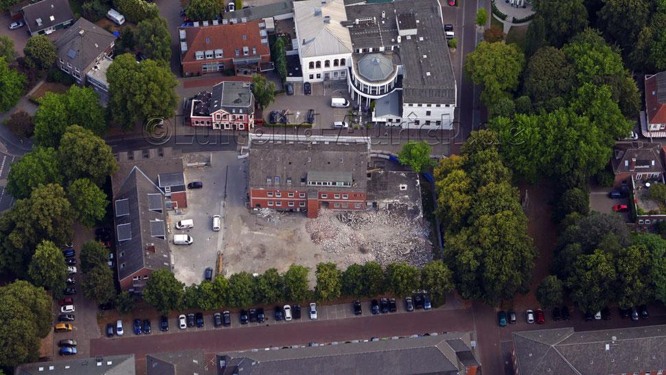 Das alte Auricher Postamt wird abgerissen