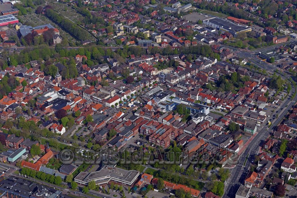 Aurich - Marktplatz