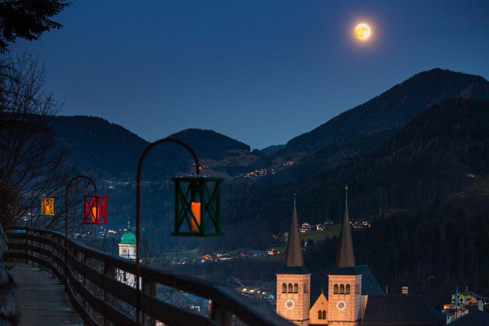 Emmausweg Berchtesgaden; Berchtesgadener Advent