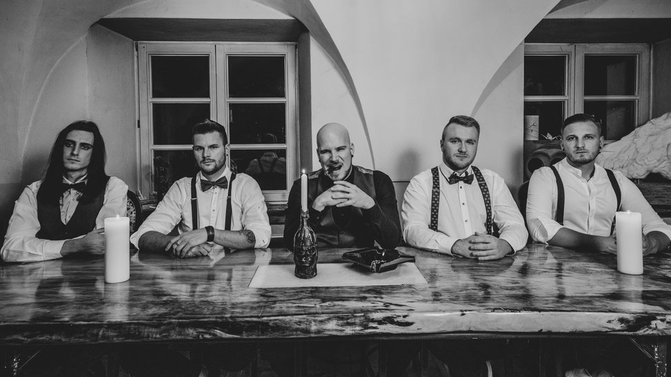 Insanity Inc. - Melodic Metal Band - Picture