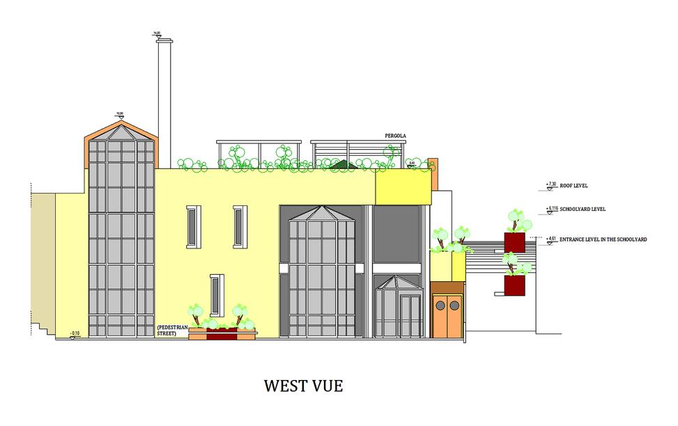 (Re)design interdisciplinaire de bâtiments scolaires : cliquez sur l'image